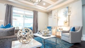 Formal Living Room Interior Design